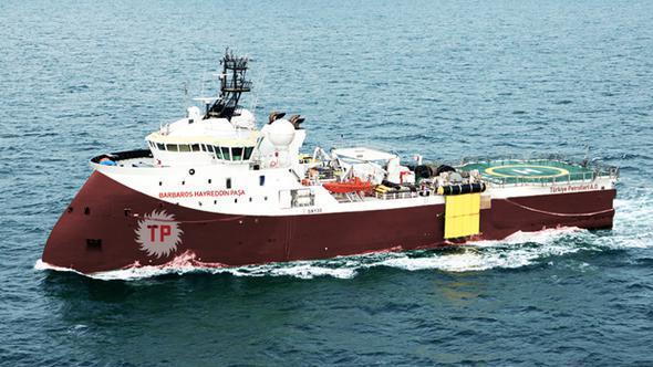 Barbaros Hayrettin Πασά απάντηση mehterl πλοίο για τους Έλληνες