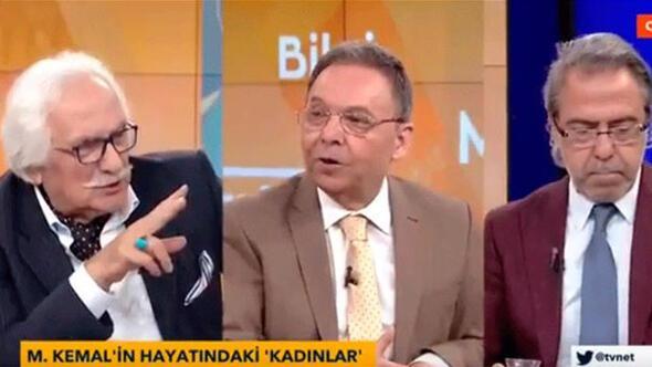 Son dakika: Atatürkle ilgili o sözler için soruşturma başladı...