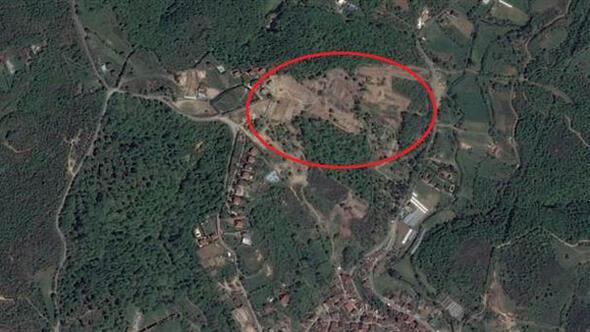 Sit alanı özel üniversite için imara açıldı