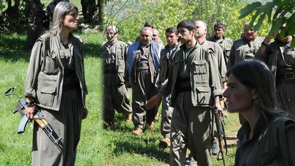 Öldürülen kadın terörist Öcalan ve Karayılanın en yakınındaki isim çıktı