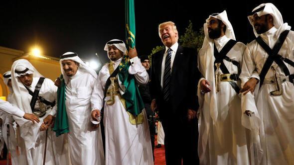 Katar ve ABD… Allem Kullem eder uçağımı satar, ineğimi sağarım…