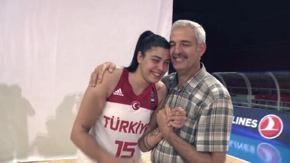 THY'den Milli Basketbolcularımıza Babalar Günü Sürprizi