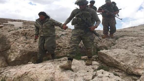 Mehmetçikten teröriste bile şefkat eli…