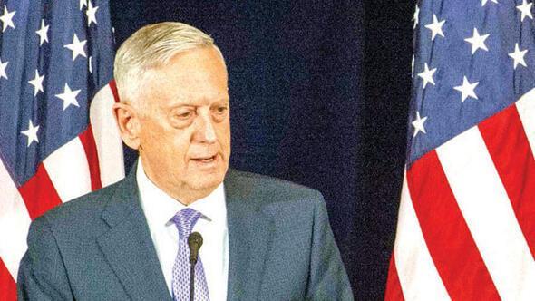 Pentagon'dan silah listesi