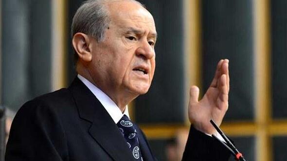 Devlet Bahçeli: ABD'nin Türkiye düşmanlarına destek vermesi...