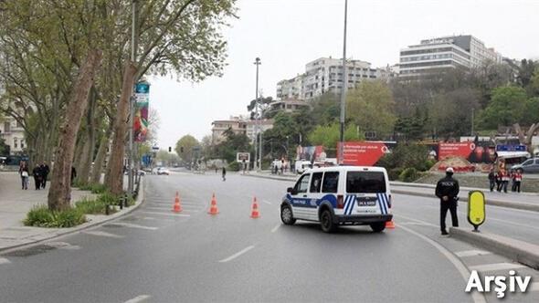 Adalet Yürüyüşü nedeniyle bu yollar İstanbul'da kapalı