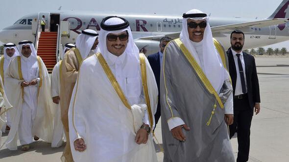 Katar meydan okudu…