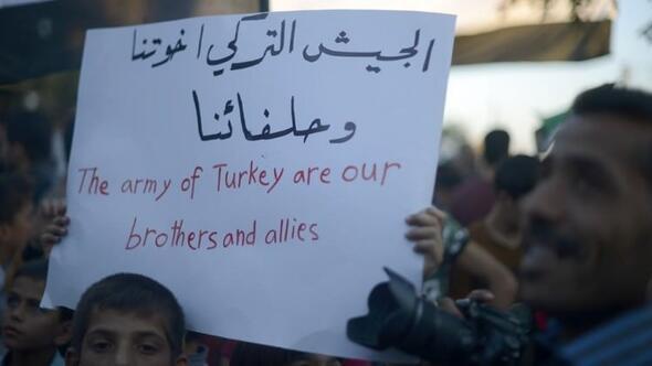 Suriye'de dengeleri değiştirecek isyan!