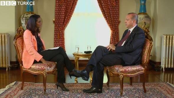 Erdoğan, BBCye konuştu: CHPnin mitingine 170 bin kişi katıldı