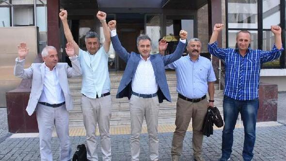 İZDENİZde anlaşma sağlandı, grev bitti (2)
