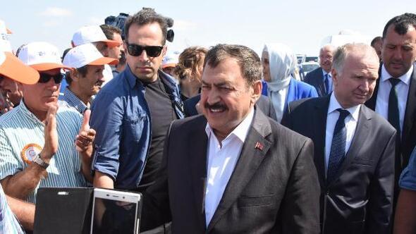 Türkiyenin yerli kazı makinesi Anadolu tünel açmaya başladı
