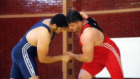 Grekoromen güreşçiler Dünya Şampiyonasına Bolu'da hazırlanıyor ile ilgili görsel sonucu