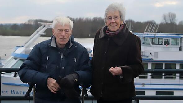 65 yıllık evli çift ele ele ötenazi yaptı