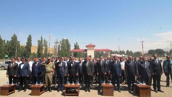 Patnos'ta Vergi Dairesi açıldı