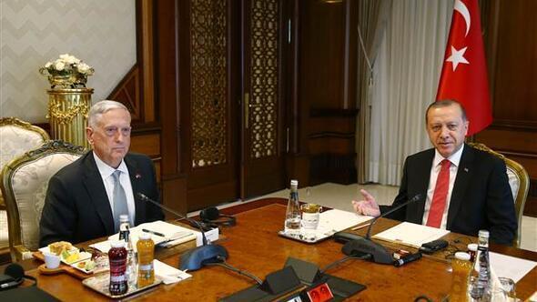 Reuters: Erdoğan Türkiyenin rahatsızlığını iletti