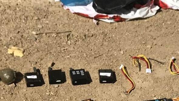 Polisin durduğu araçta bulunan PKK'lı terörist intihar etti