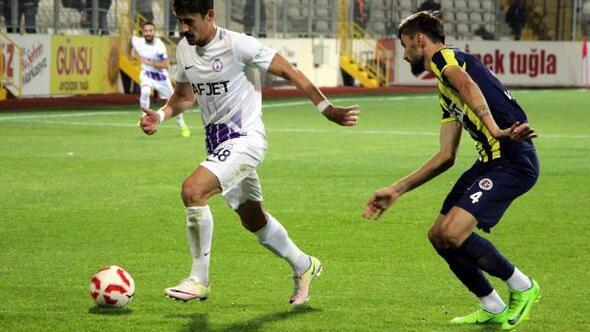 Afjet Afyonspor-Menemen Belediyespor: 2-1