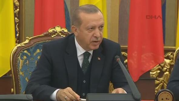 Erdoğandan vize krizi hakkında son dakika açıklaması