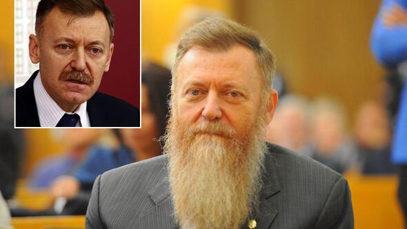 CHPli vekil 448 gündür sakalını niye kesmiyor