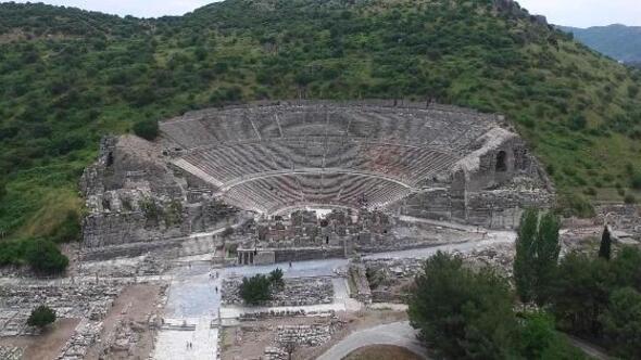 Izmir Haberleri Efes Antik Kenti Denizle Buluşuyor Yerel Haberler