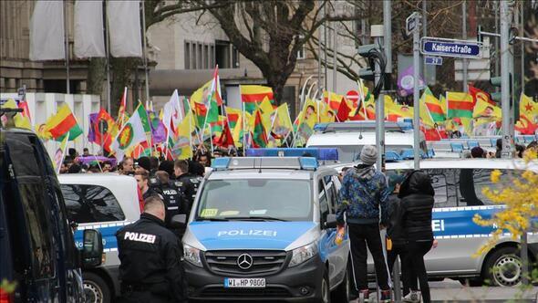 Alman polisinden skandal Tweet