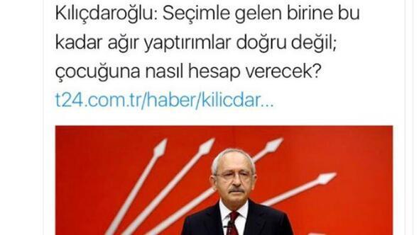 Haluk Leventten sert Kılıçdaroğlu yorumu