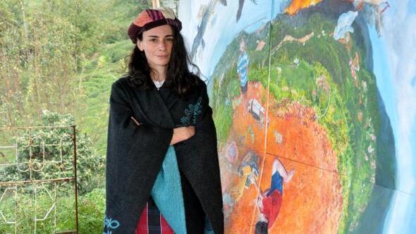Sürmene Haberleri Trabzonlu Ressam çevde Duyarlılığı Için