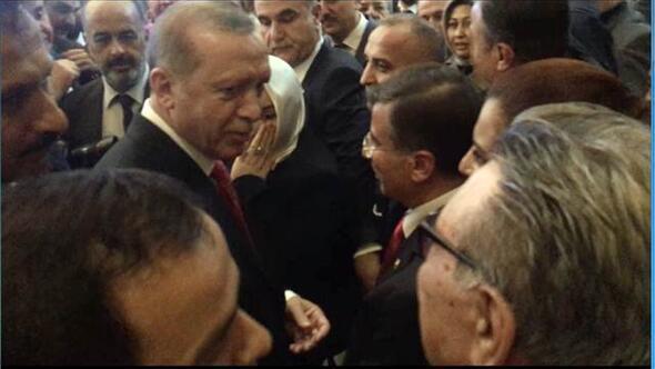 Erdoğan 29 Ekim resepsiyonunda konuştu... Ödülleri açıkladı...
