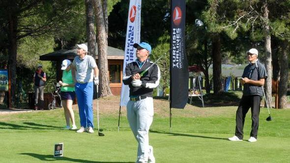 Turkish Airlines World Golf Cup 2017 sona erdi