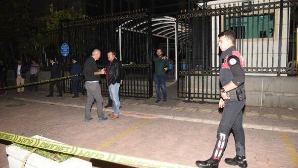Antalyada adliye çıkışı silahlı saldırı: 1 yaralı
