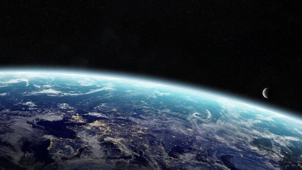Uzaydaki selamın sırrı: Sabah şerifleriniz hayır olsun