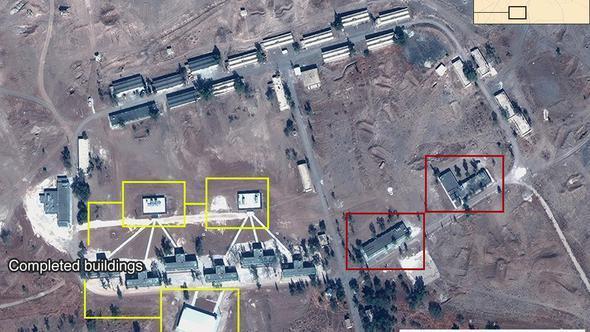 İsrail açıkladı: İranın Suriyedeki üssünü yıkarız
