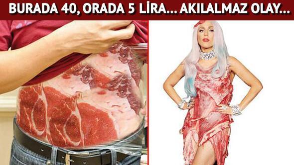 Kaçakçılıkta Lady Gaga modeli