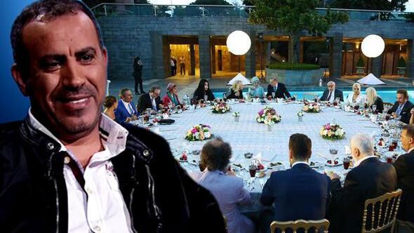 Haluk Levent: Cumhurbaşkanlığı davetindeki yemekleri gördükçe içim gidiyor