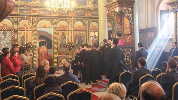 Restorasyonu tamamlanan Aya Yorgi kilisesi açıldı