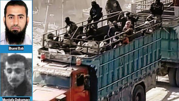 Büyük şüphe: O DEAŞlılar konvoyda mıydı