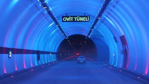 Ovit Dağı Tüneli ile ilgili görsel sonucu