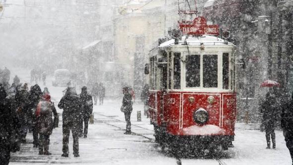 Meteorolojiden son tahmin... Kar yağışı ne zaman geliyor