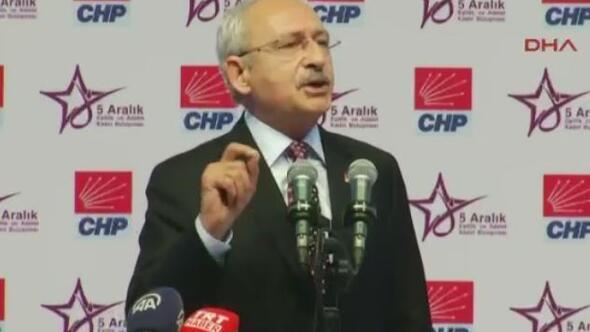 Kılıçdaroğlundan AK Partili vekile çağrı: Kendisini hanımefendiyle beraber evime davet ediyorum