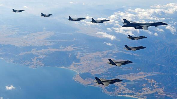 Dünya kaynıyor... Kuzey Kore de tırmandırıyor