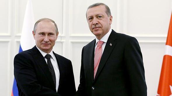 Son dakika: Erdoğan Putin ile Kudüsü görüştü