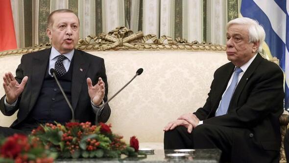İngiliz basını: Yunan Cumhurbaşkanı şoka girdi