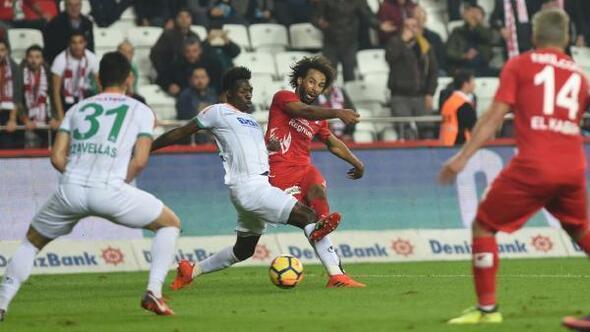 Antalyaspor - Aytemiz Alanyaspor (EK FOTOĞRAFLAR)