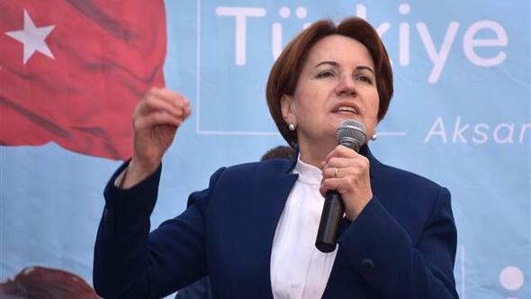 Akşener: Bir sürü ahmak TRT'den nemalanıyor…