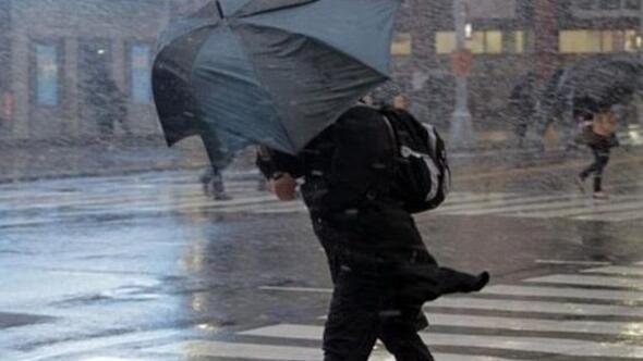 Antalya ile Muğla için kuvvetli yağış uyarısı