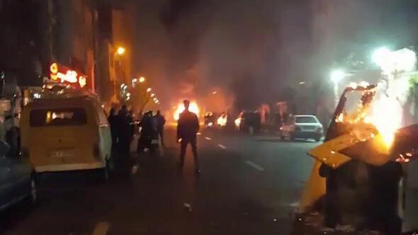İran'da protestocular sokakta, olaylar çıktı... Rejime öfke