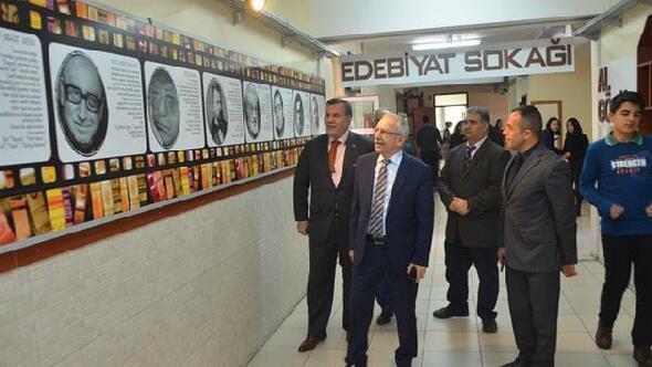 Müsteşar Yardımcısı Bilgili'den ziyaret ile ilgili görsel sonucu