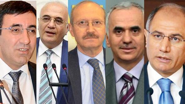 Devlet sistemi sil baştan... 5 komisyona, 5 başkan