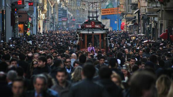 Son Dakika...Türkiyenin nüfusu açıklandı