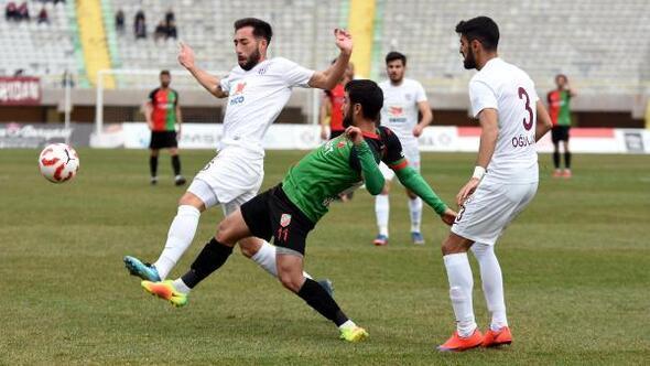 Geçtiğimiz hafta Silivrispor'u deplasmanda 1-0 yenen Karşıyaka evinde, Bandırmaspor ile golsüz berabere kaldı: 0-0.